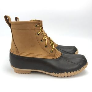 04ef60a1497 Field & Stream Mens 400G Merrimack Duck Boot Sz 8 NWT
